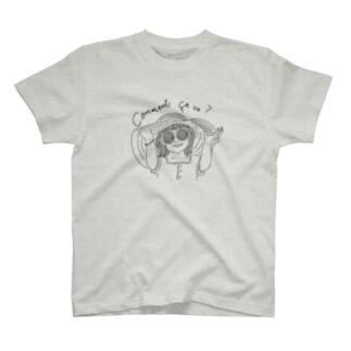 コマンサヴァ? T-shirts