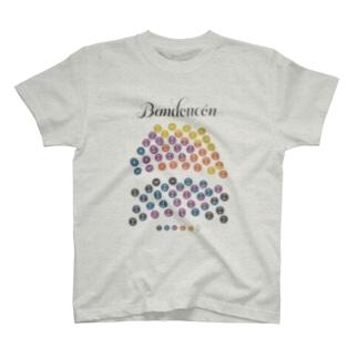 バンドネオンのボタンA T-shirts