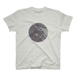 光のいたずら(円) T-Shirt