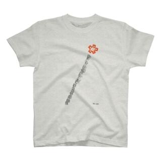 パンのクリップ T-shirts