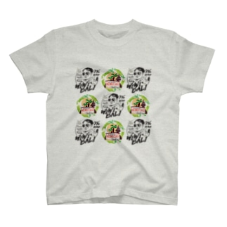 【チャリティーグッツ】Tシャツ wiwiBALIロゴ③ T-Shirt