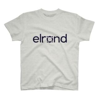 仮想通貨 elrond T-shirts
