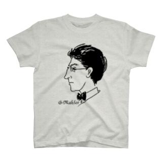 GraphicersのG.Mahler T-shirts