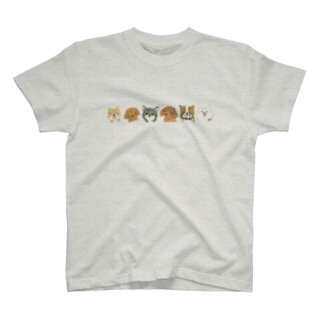 akiのオンリーわん T-shirts
