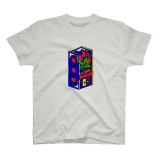 チューリップ・ゲームセンター T-shirts