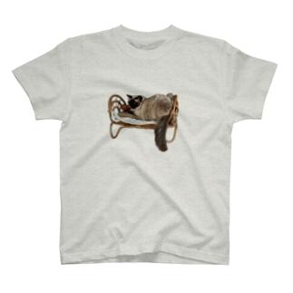 てんてんベッド T-shirts