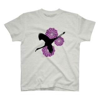 天竺牡丹 T-shirts
