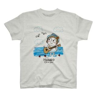 海(色変更可能) T-shirts