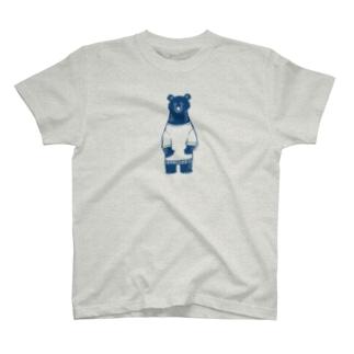 青熊 T-shirts