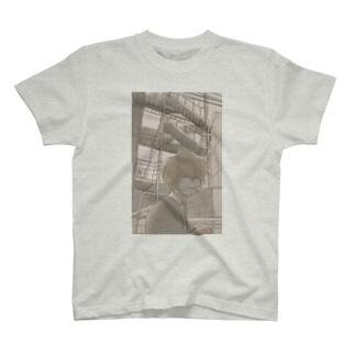 ワコのgood bye T-shirts