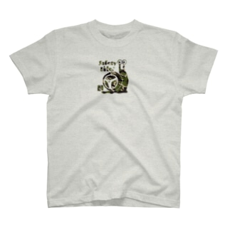 SAFETY RIDE♪/カモフラ T-shirts