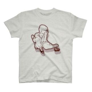 小川さん T-shirts