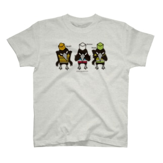 カラスリー T-shirts