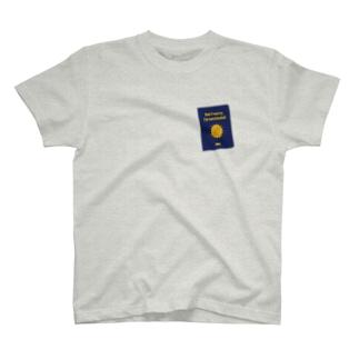 ★NEW★コロナワクチン接種済み(英語B) T-Shirt