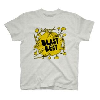 BLAST BEAT/DRUM/ドラム T-Shirt