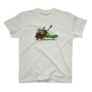 華麗なジャンプ T-Shirt