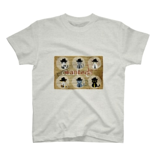 cat6 wanted T-Shirt