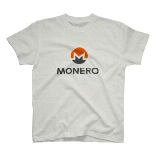 仮想通貨 Monero T-shirts
