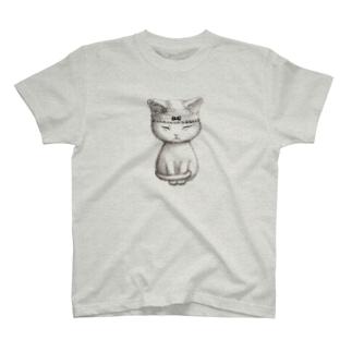 さむいから T-shirts