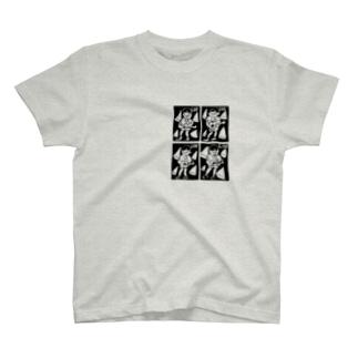 LIVE BOY T-shirts