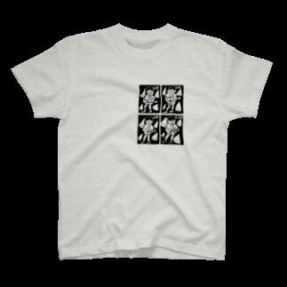 KENROのLIVE BOY T-shirts