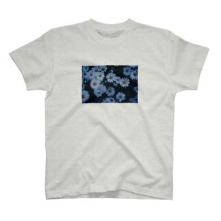 夕方のマーガレット T-shirts