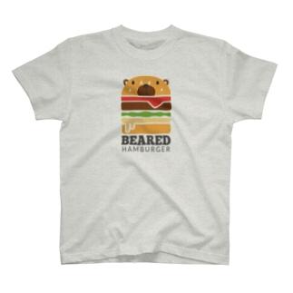 BEARGUNDYのさんきゅーせっと T-shirts