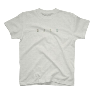 hiker4 T-shirts