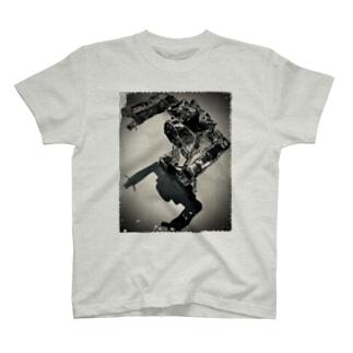 Time Machine Robo T-Shirt