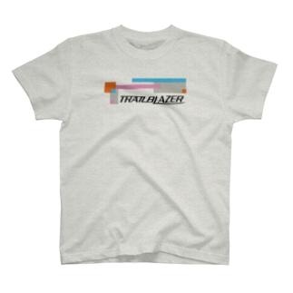 ロゴカラー大 T-shirts