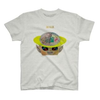 【明るめ】【ちょい上め】NEW OLYMPIX『202X』 T-Shirt