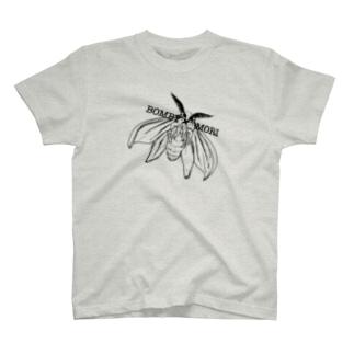 BOMBYX MORI T-shirts