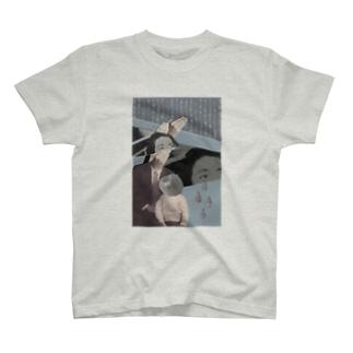 『ameagaru』 T-shirts