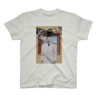 RYUJI_UEMURAのを T-shirts