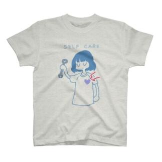 SELF CARE T-shirts