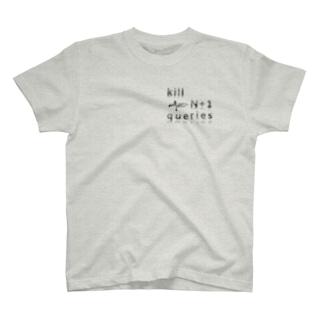 kill N +1 queries T-shirts