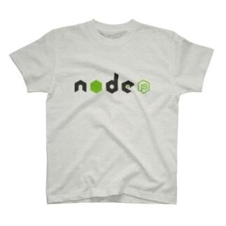 node.js Tシャツ T-shirts