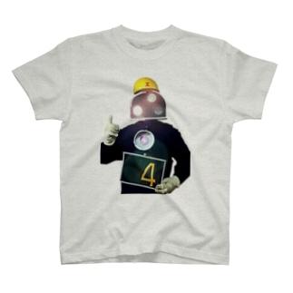 人造人間イレシンダー(プロトタイプ) T-shirts