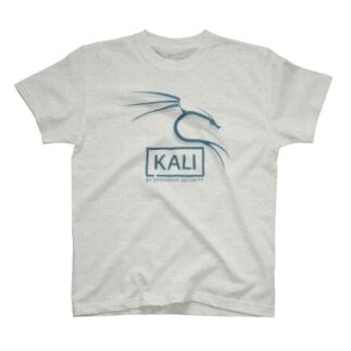 Kali Linuxのアレ T-shirts