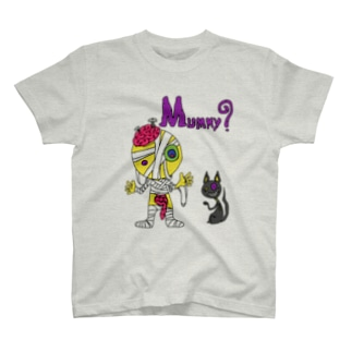 みいらのできそこない T-shirts