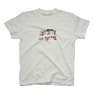 cold and warm air T-shirts