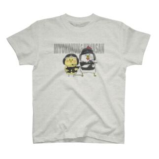 ヒヨニワTシャツ T-shirts