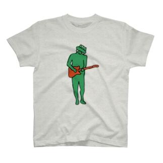 はらわた/ギター T-shirts