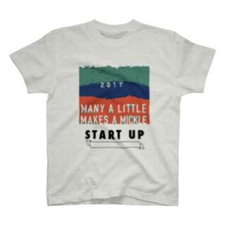 start up T-shirts