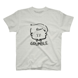 GRUMBLE BOY Tシャツ