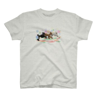 団子達 T-shirts