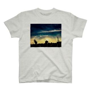 Live_Alive T-shirts