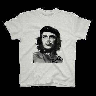AAAstarsのチェ・ゲバラ T-shirts