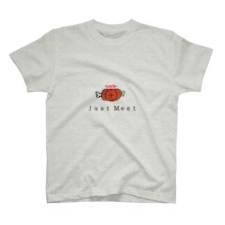 ジャストミート T-shirts