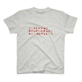 pangram Tシャツ